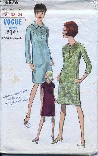 Vogue 6876