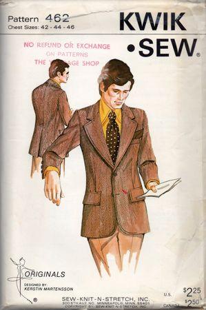 Kwick Sew 462