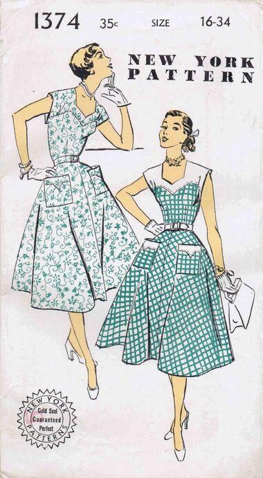 New York 1952 1374