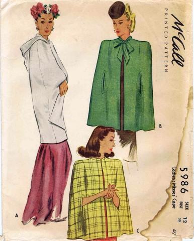 McCall 1945 5986