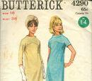 Butterick 4290