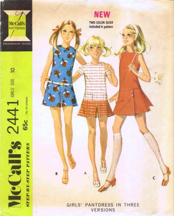 McCalls 1970 2441