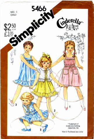 Simplicity 1982 5466