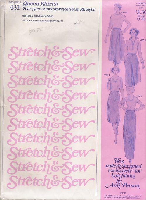 Stretch & Sew 431 image