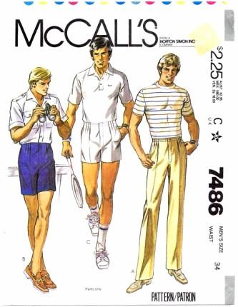 McCalls 7486