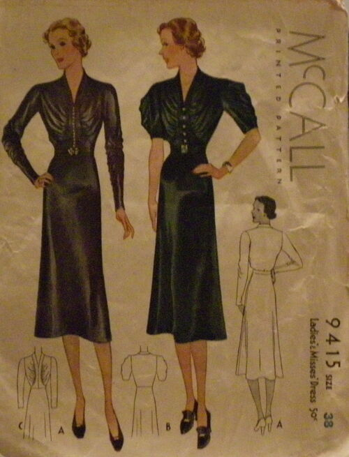 Mccall9415-1930s