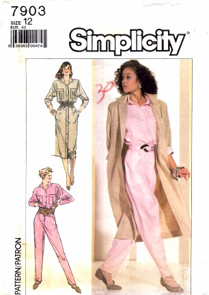 Simplicity 1986 7903