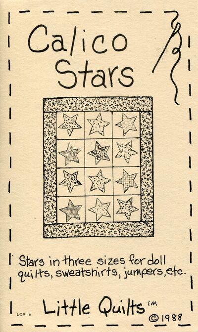 Littlequiltscalicostars
