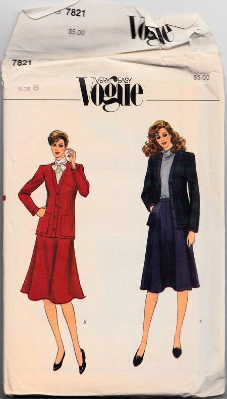 Vogue 7821
