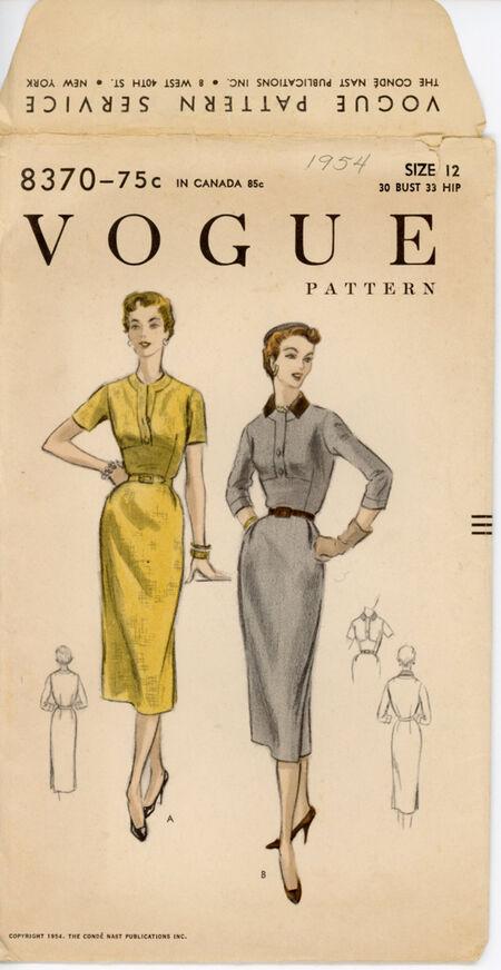 Vogue-8370front