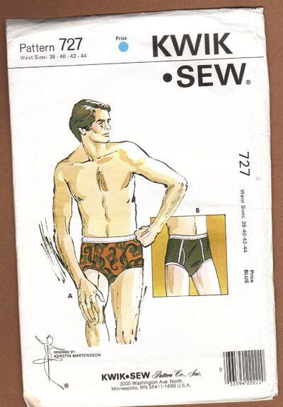 Kwik Sew 727 002