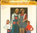 Simplicity 6107