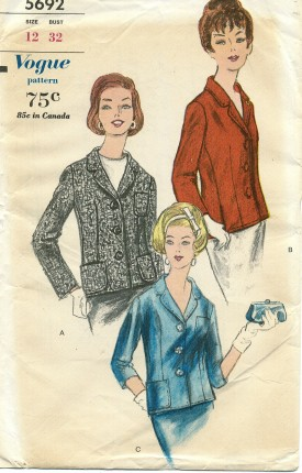 Vogue 5692