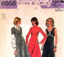 Simplicity 6558 A