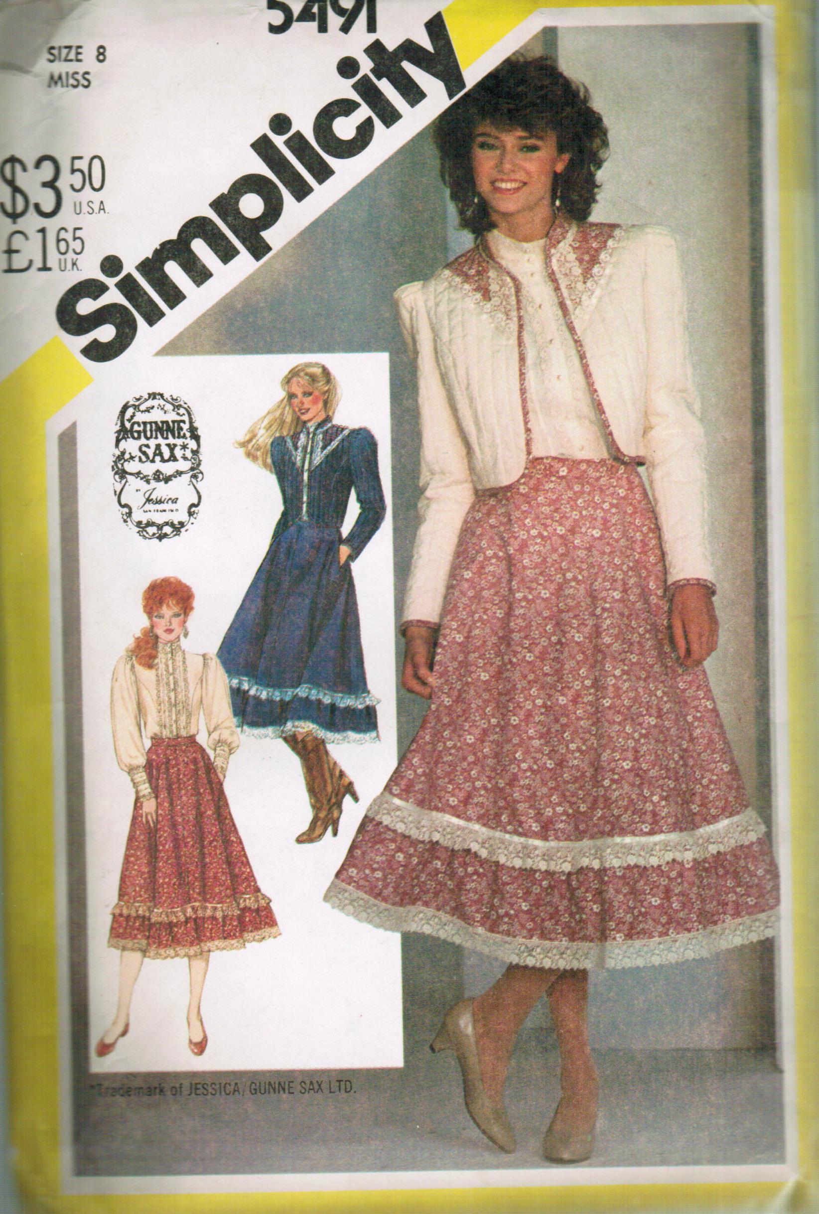 Category Gunne Sax Vintage Sewing Patterns Fandom