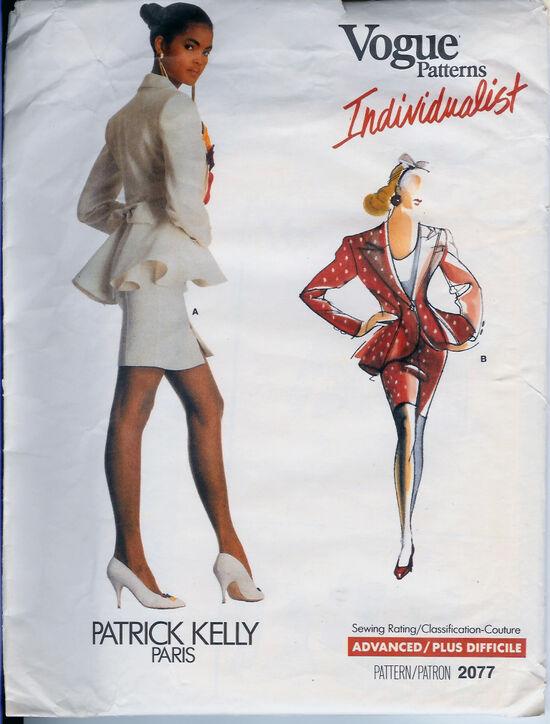 2077V 1988 P Kelly F