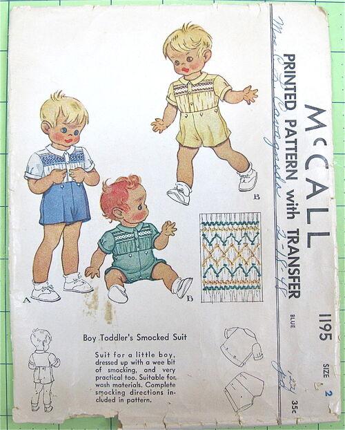McCall 1195