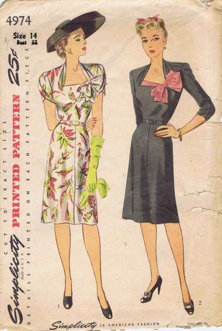 Simplicity 1944 4974