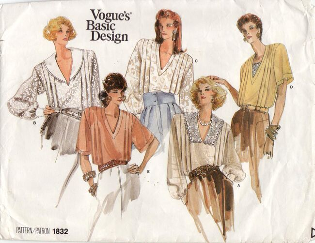 Vogue 1832 A