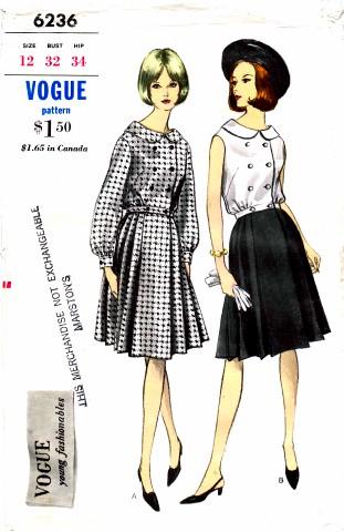 Vogue 6236
