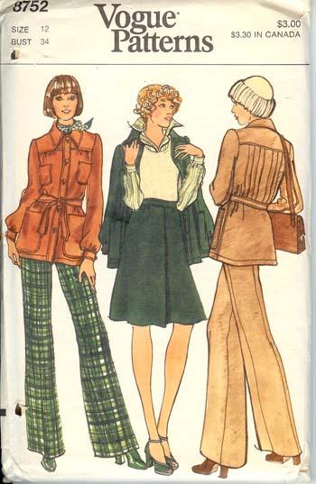 8752v 1970s jacketpants