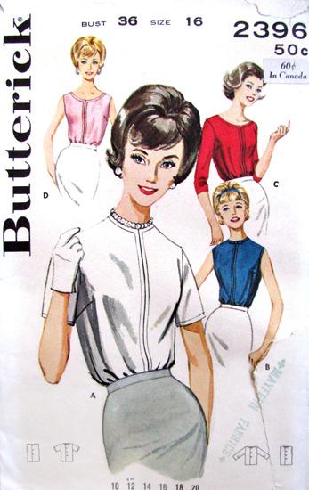 Butterick 2396
