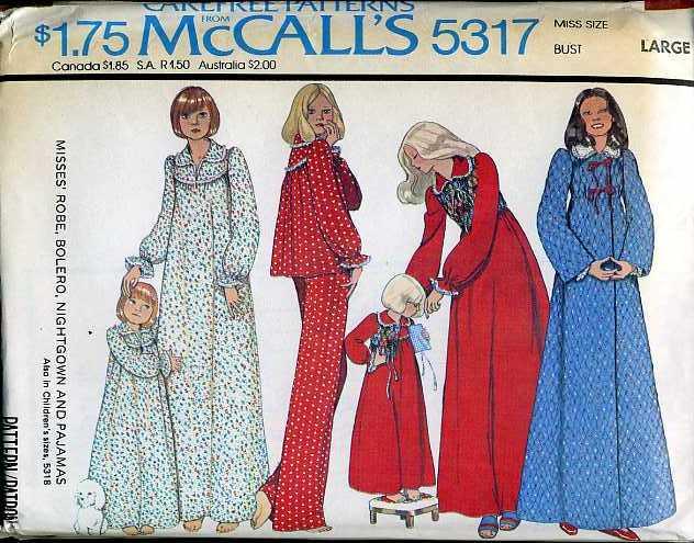 McCalls 5317a