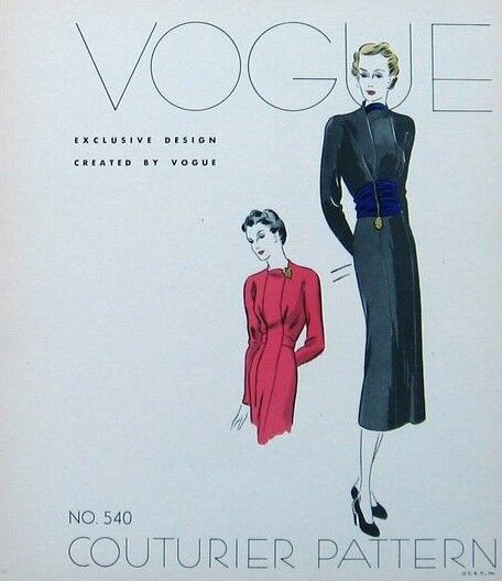 Vogue 540