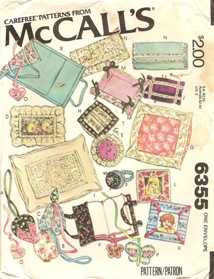 McCall's 6355