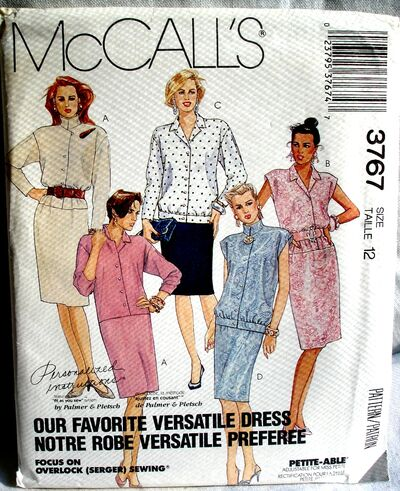 McCalls 3767 -001