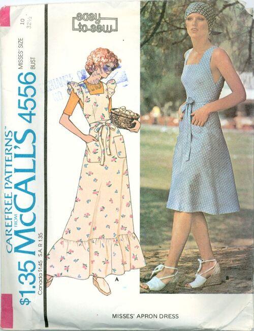 McCalls 4556F