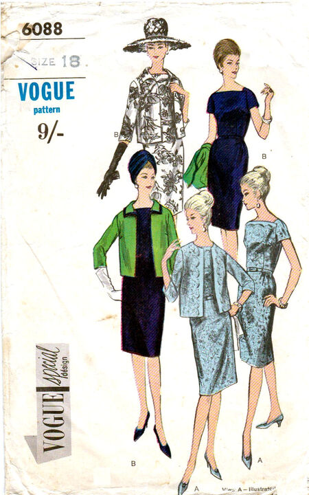 Vogue 6088