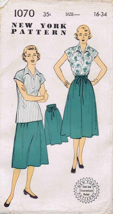 New York 1951 1070