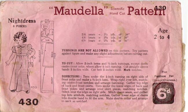 Maudella 430