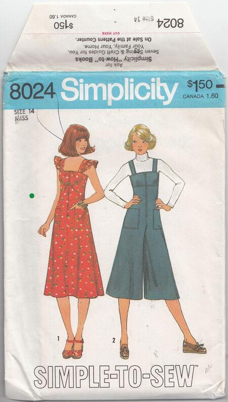Simplicity 8024