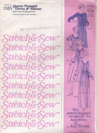 Stretch & Sew 1583 image
