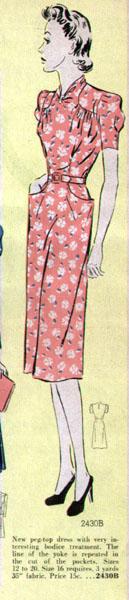 DuBarry 2430B 1939