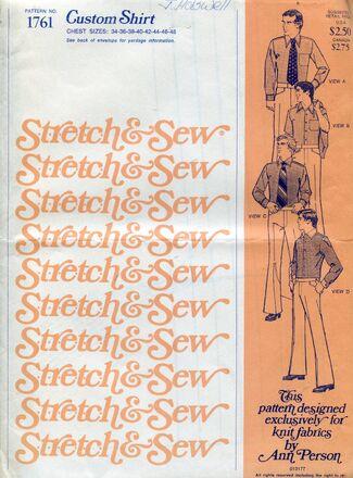 Stretch&sew1761shirt