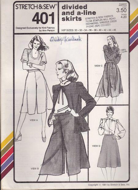 Stretch&sew401skirts