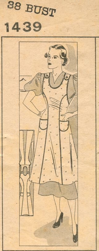 Betty Ann Patterns 1439