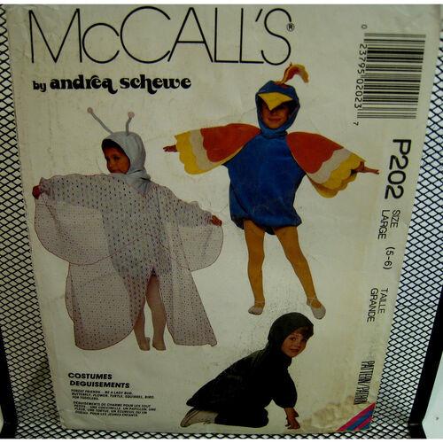 McCall's P202