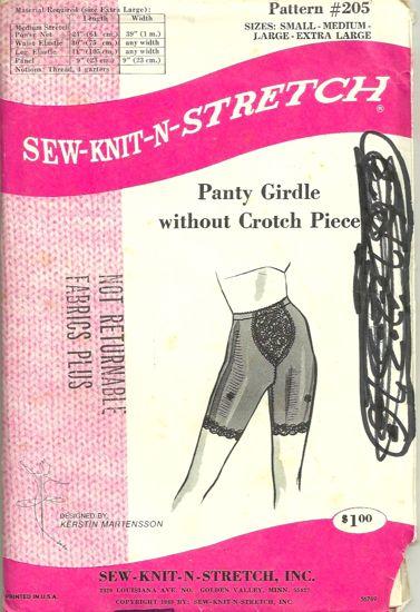 Sew Knit N Stretch 205