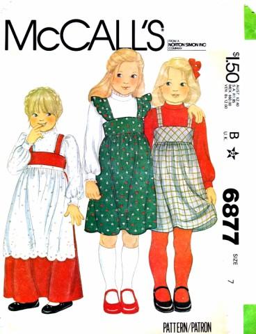 McCalls 1979 6877