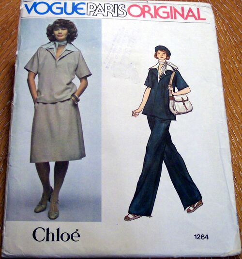 Vintage Artwear Patterns 012