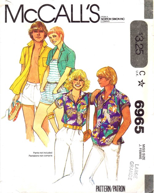 McCalls 1980 6965