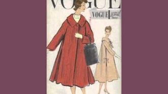 Kizoa Online Movie Maker Vintage Vogue 1930s to 1950s