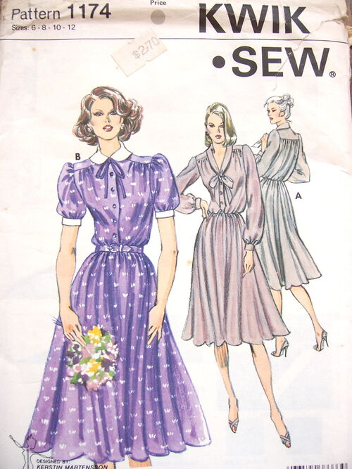 Kwik Sew Pattern 1174
