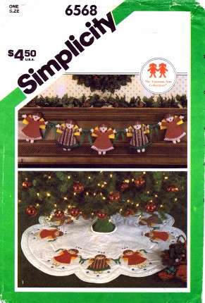 Simplicity 1984 6568 F