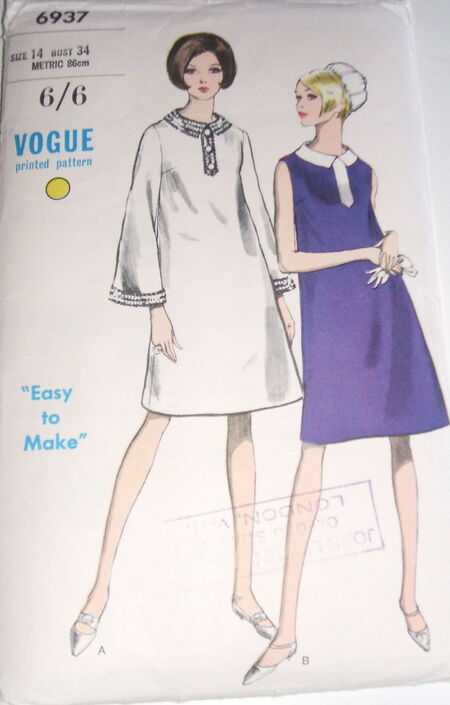 Vogue 6937 image