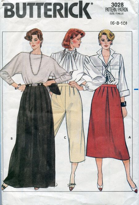 Butterick3028skirt